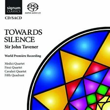Medici String Quartet - Tavener: Towards Silence [World Premiere Recording] [CD]