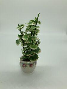 Dollhouse Miniature Artisan House Plant Vince Stapleton Vase (r)