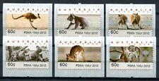 Australien Australia 2012 ATM Känguru Koala Tiere Animals PSWA Postfrisch MNH