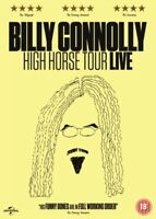 Nuovo Billy Connolly - Live Alta Cavallo Tour DVD