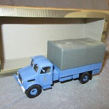 512E Altaya Camions D'Autrefois 1:43 Bedford Foyd Bâché