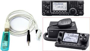 GPS receiver for Icom IC - 7100 & IC - 9100 Ham  Amateur Radio GPS7100 module