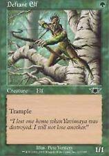 *MRM* FR 4x Elfe Provocateur x2 / Defiant Elf MTG Legions