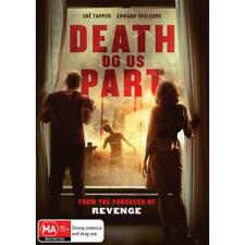 Death Do US Part (dvd 2020) R4 Horror Movie Edward Speleers