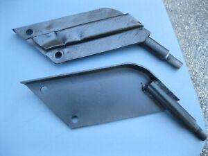Austin Healey Sprite MG Midget 61-69 front bumper bracket pair