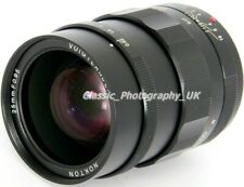 Voigtlander NOKTON 25mm F0.95 ULTRA-Fast SUPER-Wide-Angle Lens for Micro 4/3