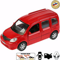 Renault Kangoo Diecast Metal Model Car Toy Die-cast Cars