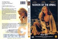 Manon Of The Spring, Manon Des Sources (1986) - Claude Berri  DVD NEW
