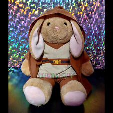 "Build A Bear Bunny Obi Wan Kenobi Star Wars Babw Easter stylable floppy ears 15"""