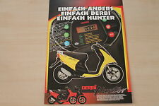 169645) derbi Hunter 50 folleto 199?