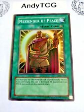 MESSENGER OF PEACE - SUPER RARE M/NM MRL-102 - YUGIOH