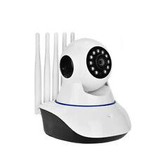 TELECAMERA IP CAM WIFI HD 1080P WIRELESS LED 5 ANTENNE 2MP IR MOTORIZZATA MS
