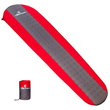 Self Inflatable Camping Sleeping Pad Waterproof Outdoor Tent Mat Lightweight New