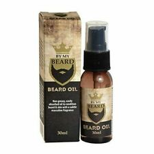 Beard Oil for Conditioning Vegan Non Greasy With Masculine Fragrance 30ml