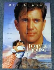 Forever Young - Mel Gibson & Jamie Lee Curtis - A1 Filmposter Plakat (Y-6924+