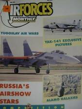 Air Forces Monthly October 1991-Yugoslavia/YAK-141/Mexico/Alamo Galaxies