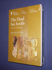 Teaching Co Great Courses  CDs         THE  DEAD SEA SCROLLS        new & sealed