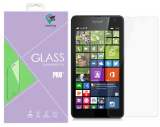 For Microsoft NOKIA Lumia 535 TEMPERED Glass LCD Screen Protector Guard Film HQ