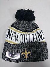 Men's New Orleans Saints National Football League Knit Beanie Hat