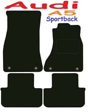 Audi A5 Sportback DELUXE QUALITY Tailored mats 2009 2010 2011 2012 2013 2014 201