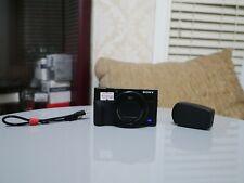 Sony Cyber-shot RX100 III 20.1MP Digital Camera - Black