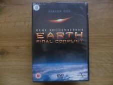 Earth Final Conflict - Season 1 - The Complete First Series New UK Region 2 DVD