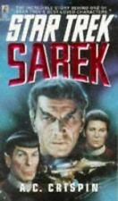 Star Trek: Sarek Crispin, A.C. & Ryan, Kevin 1st Signed