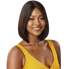 STRAIGHT BOB - OUTRE UNPROCESSED 100% HUMAN HAIR THE DAILY LACE PART WIG
