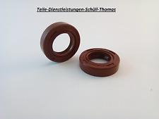 2 x Wellendichtring Stihl MS171 MS181 MS211 Simmerring Dichtung Öl Ring Dicht
