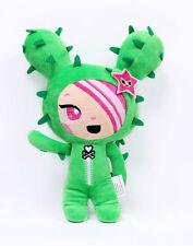 "Tokidoki Cactus SANDy 10"" Plush Doll Official Licensed TK16865"