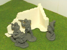 Painted Plastic British Airfix Toy Soldiers 1