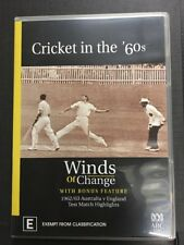 Cricket in the 60's - Winds of Change DVD Region 4 (2 Disc Set)