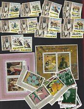Fujeira sc#C1-9 x2 (1965) Complete MNH + Nice lot