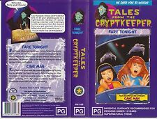 Vhs * Tales from the Cryptkeeper * 1993 Australian Network Entertainment Issue