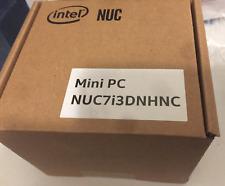 Intel NUC Mini PC Intel Optane 7th Generation i3-7100U 1TB HDD Windows 10 pro