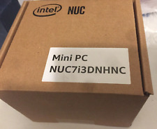 Intel NUC Mini PC Intel Optane Core i3, 4GB RAM 1TB  Windows 10 pro $699 Retail