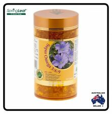 Homart Springleaf Super Omega 369 365 capsules