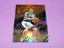 BOB SURA CLEVELAND CAVALIERS CAVS CATALYSTS TOPPS 1997 NBA BASKETBALL CARD