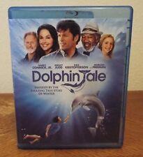 Dolphin Tale (Blu-ray/DVD) Harry Connick Jr, Ashley Judd, Morgan Freeman