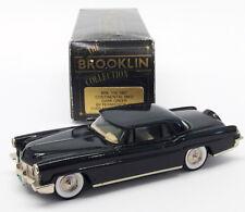 Brooklin Models 1/43 Scale BRK11A 002 - 1957 Lincoln Continental Mk2 Dark Green