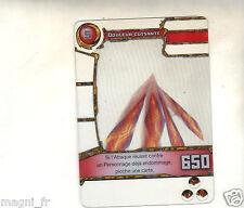 Carte Redakai n° 2-ATT-3240 - Douleur cuisante (A2570)