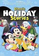 Walt Disneys Classic Cartoon Favorites - Classic Holiday Stories (DVD, 2005)