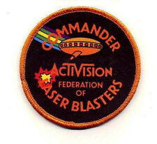 Activision Laser Blasters Patch -- FREE SHIPPING to US addresses