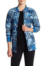 NWT The North Face Anna Jacket Leopard DISH BLUE Sz Small S