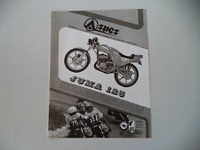 advertising Pubblicità 1980 MOTO ASPES JUMA YUMA 125