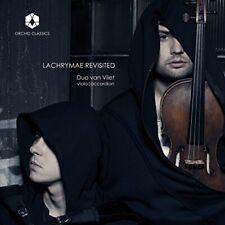 Duo van Vliet - Lachrymae Revisited [Duo van Vliet: Ian Anderson; [CD]