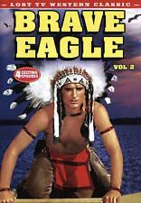 Lost TV Western Classics: Brave Eagle - Volume 2 (DVD, 2016)