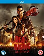 Dead Rising Watchtower Blu-Ray New & Sealed FREE SHIPPING