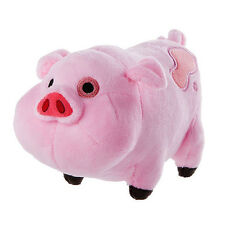 7inch Gravity Falls Waddles The Pink Pig Soft Plush Stuffed Toy Mini Dolls Top