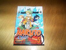 Naruto: v. 5 by Masashi Kishimoto (Paperback, 2004)